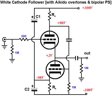 More cathode follower stuff